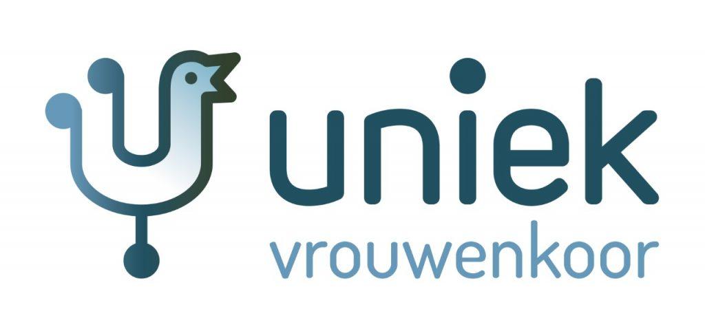 Logo Vrouwenkoor Uniek liggend