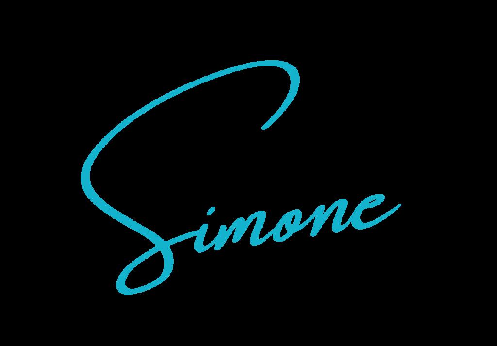 Simone Ravier_Logo_Icoon_Simone_Blauw
