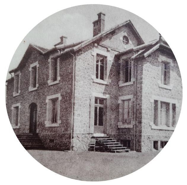 Villa des Abeilles rond