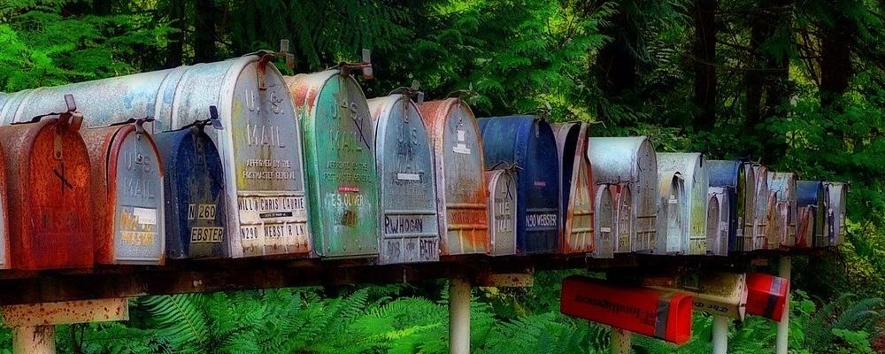 nieuwsbrief aanmeldingen